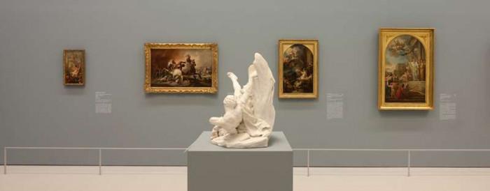 Exposition au Musée Fabre